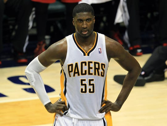 Tied for No. 4: Roy Hibbert