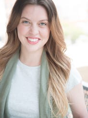 """Kelly McIntyre is a Broadway actress starring in """"A"""