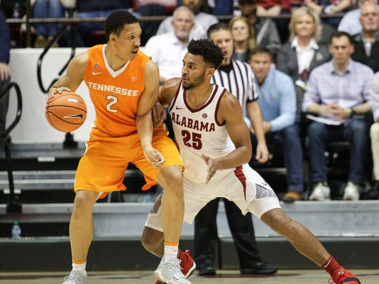 Vols Basketball Ranked Among Top 16 Ncaa Seeds