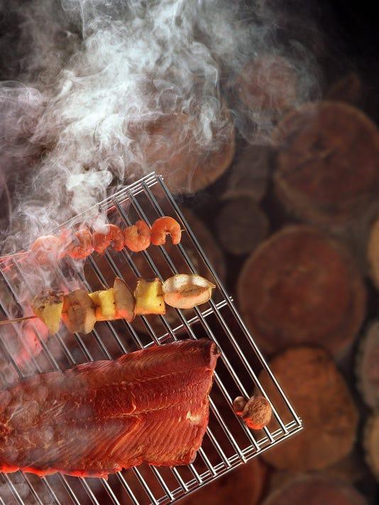 DFP Grilling Smoking
