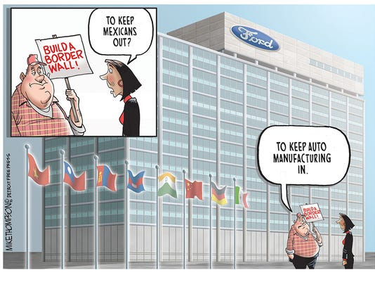 Ford and Mexico