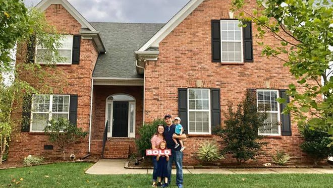 The Harrigan Family recently purchased their dream home in Fairview.