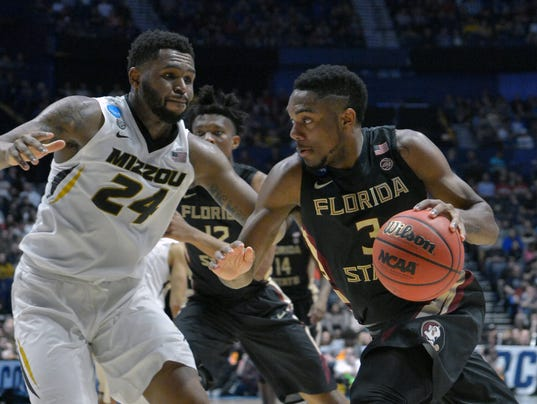 NCAA Basketball: NCAA Tournament-First Round-Missouri vs Florida State