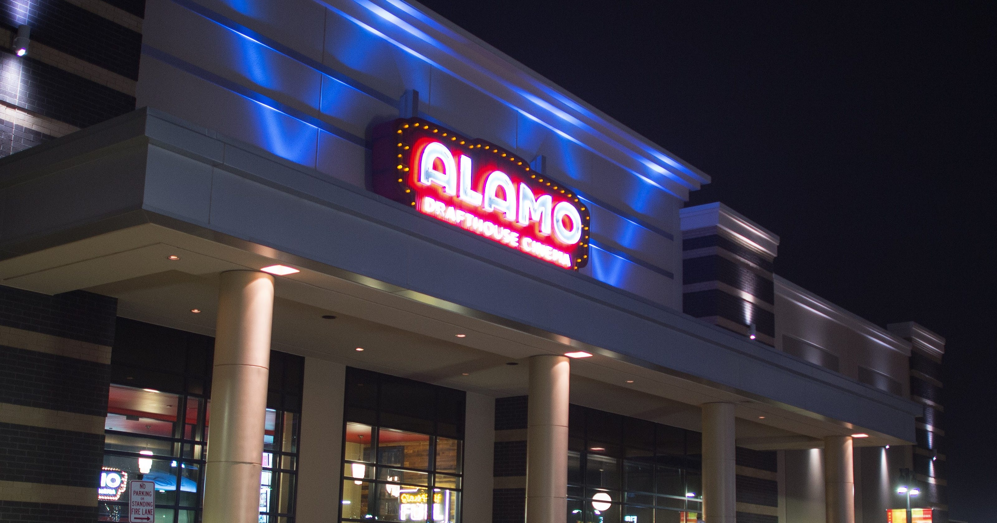 Food And Drink: Alamo Drafthouse Cinema Movie Theater Looking To Land In