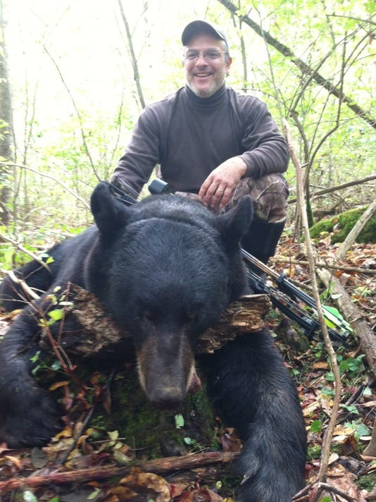 Parnell black bear