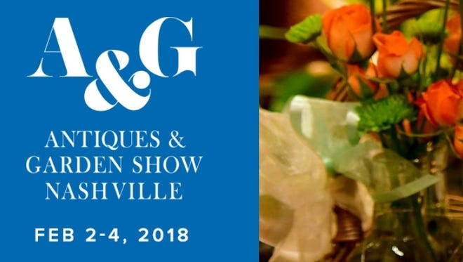 antique and garden show of nashville