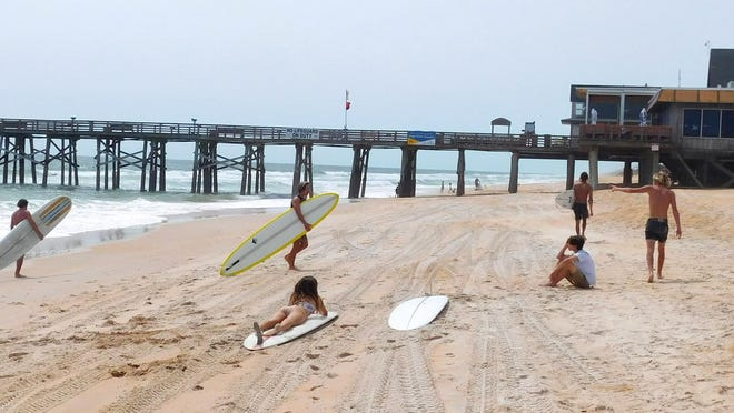 The city of Flagler Beach is set to offer free shuttle service on the Fourth of July to beachgoers looking to catch some waves for the holiday.