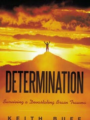 "Buff has a memoir out titled, ""Determination: Surviving"