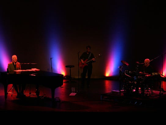 Musician Joe Jackson and his band perform in Australia