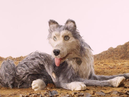 Film Review Isle of Dogs (5)