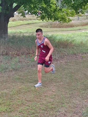 Union City freshman Maddox Miller secured a spot in the regional competition thanks to his efforts in the pre-regional Thursday.