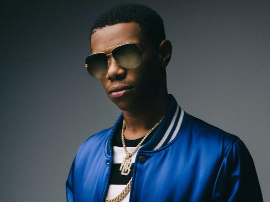 A Boogie Wit Da Hoodie performs April 26 at the Floyd