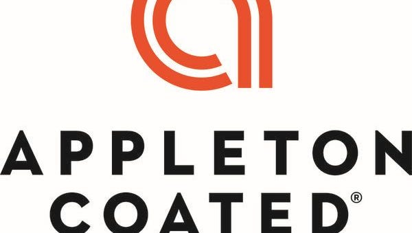 Appleton Coated's new logo.