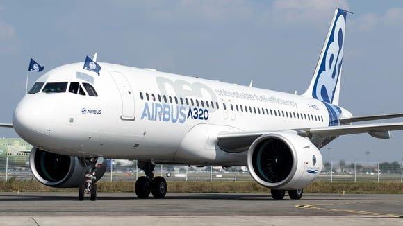 Lufthansa bumps out Qatar Airways for first Airbus A320neo