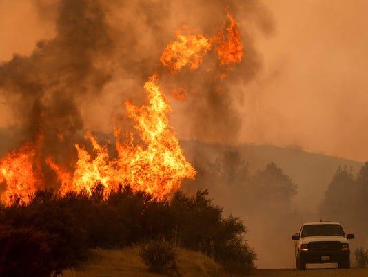 AFP AFP_1857YV A FIR USA CA