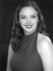 Madison Woodard is Hattiesburg's Miss Hospitality 2017.