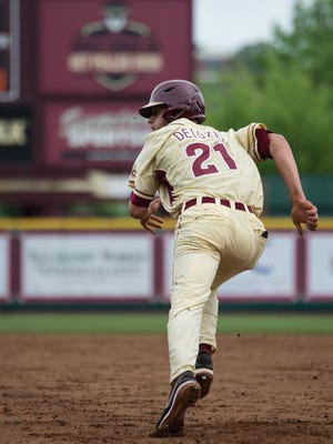 Ben DeLuzio is one of several key returnees for Florida State this season.