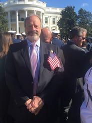 El Paso Mayor Oscar Leeser was among those invited