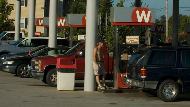 Customers at Weigel's have not seen a dramatic increase in gasoline prices since a pipeline exploded in Helena, Ala., on Monday. The pipeline is expected to reopen on Sunday.