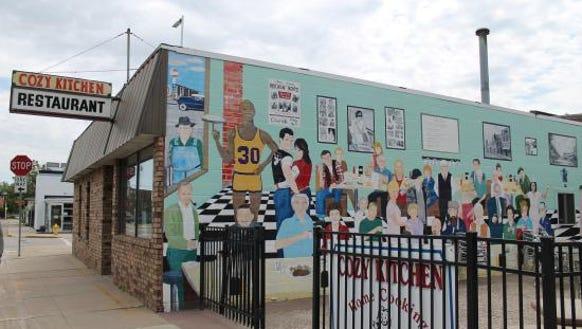 Cozy Kitchen, 1338 3rd Street in Stevens Point, is