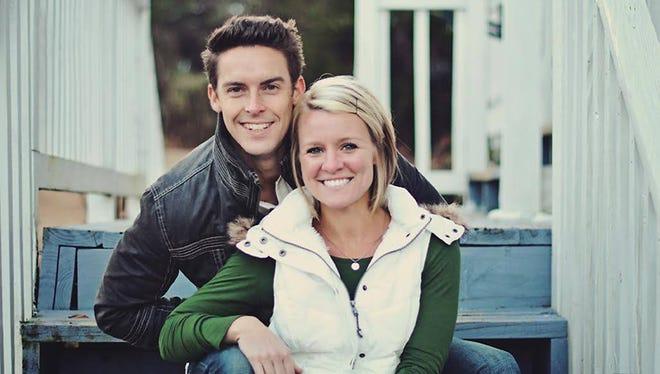 Amanda and Davey Blackburn