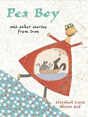 'Pea Boy and other Stories from Iran' by Elizabeth Laird