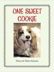 """""""One Sweet Cookie,"""" tells the story of a rescued Cocker"""