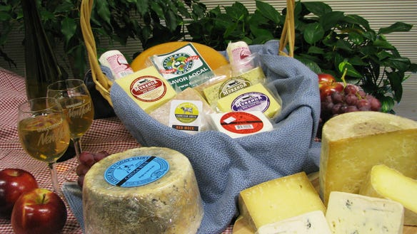 Finger Lakes cheese collection