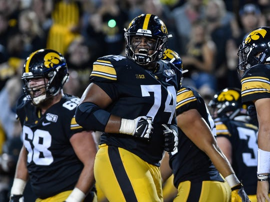 How would Tristan Wirfs look on the Arizona Cardinals' offensive line? Really good, according to some recent NFL mock draft projections for the 2020 NFL draft.