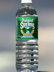 Poland Spring draws a portion of its water from the aquifer in Fryeburg, Maine.