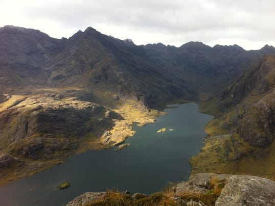 good main loch coruisk