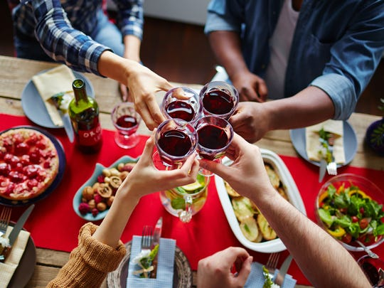 One therapist estimates that a third of his clients changed Thanksgiving plans to avoid possible confrontations with family