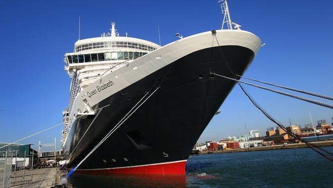 Cunard's Queen Elizabeth will sail to Alaska in 2019.
