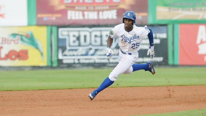 The buzz around Kansas City Royals outfield prospect Seuly Matias has died down after a woeful performance at High A ball. But he's one of several Royals youngsters looking to find footing without minor league baseball this season.