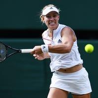 Angelique Kerber beats Serena Williams in Wimbledon final