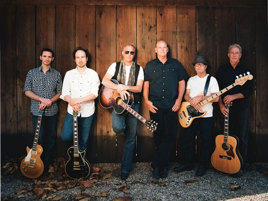 Kevin Costner and his band Modern West will headline the Thomas Fire Benefit Festival on Feb. 3 at Plaza Park in Ventura.