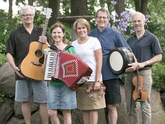 Mill Creek Irish plays a blend of traditional Irish