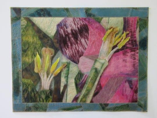 """""""Tulips"""" by artist Cheryl Mahowald"""
