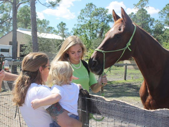 The third annual Country Festival is Sunday at the Equine Rescue and Adoption Foundation in Palm City.