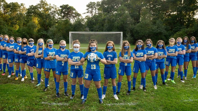 St. John Paul II girls' soccer team has got game - and a mission.