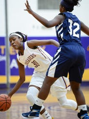 Lancaster Catholic freshman forward Kiki Jefferson