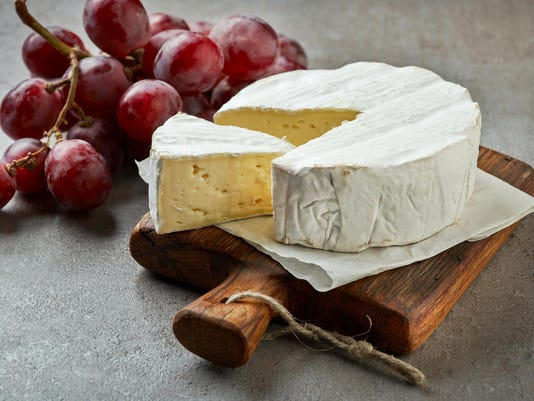fresh camembert cheese