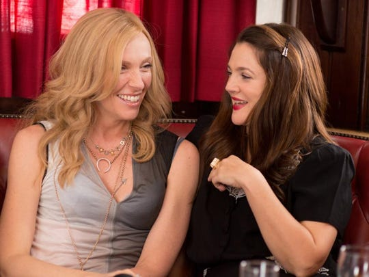 """Toni Collette and Drew Barrymore in """"Miss You Already."""""""