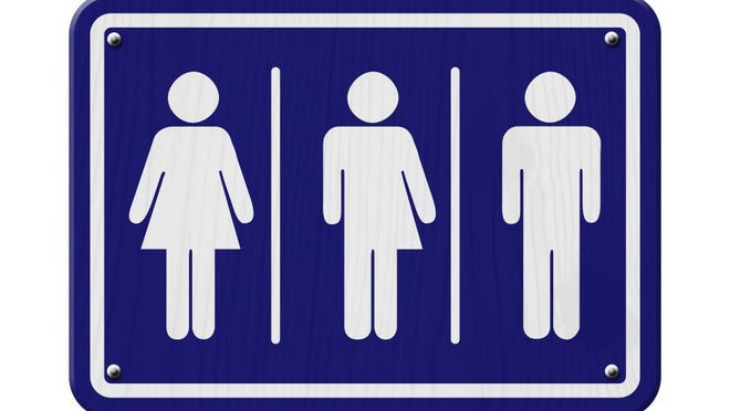 Transgender bathroom policies and signage remain a hot-button issue in Tennessee.
