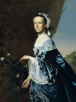 Letters of support are needed for a stamp honoring Mercy Otis Warren of Plymouth.