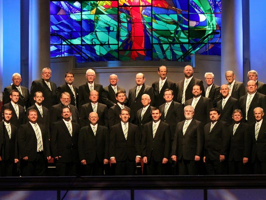 Singing ministers