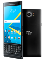 BlackBerry's new Priv smartphone is the company's first