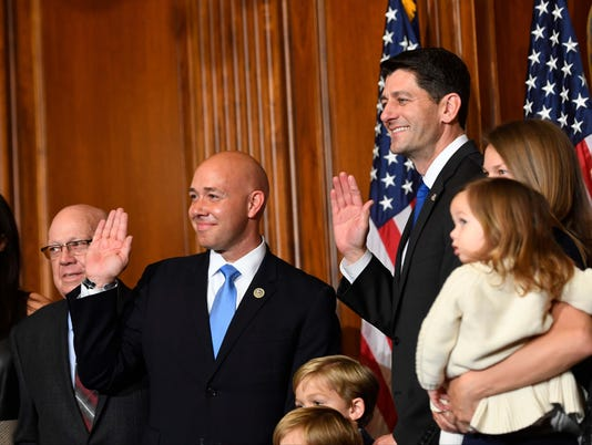 News: Congressional Ceremonial Swearing In