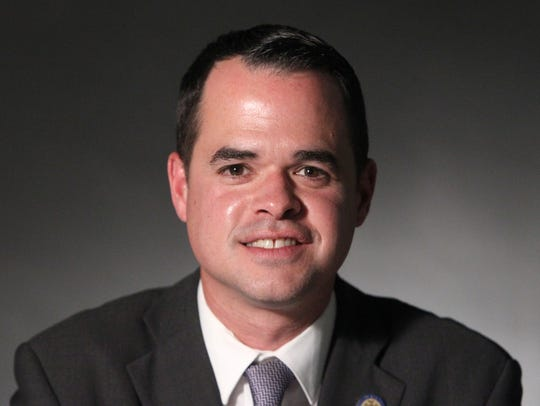 Sen. David Carlucci, D, NYS District 38 Oct. 13, 2016.