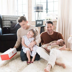Nate Berkus and Jeremiah Brent open up about surrogacy and their 'beautiful' family journey